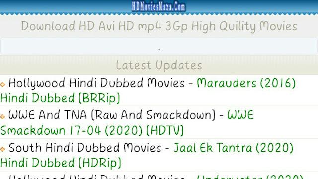 Download HD Movie