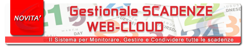 scadenze web cloud