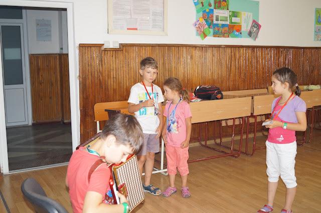 28 iulie - Școala de vară - a 2-a zi/
