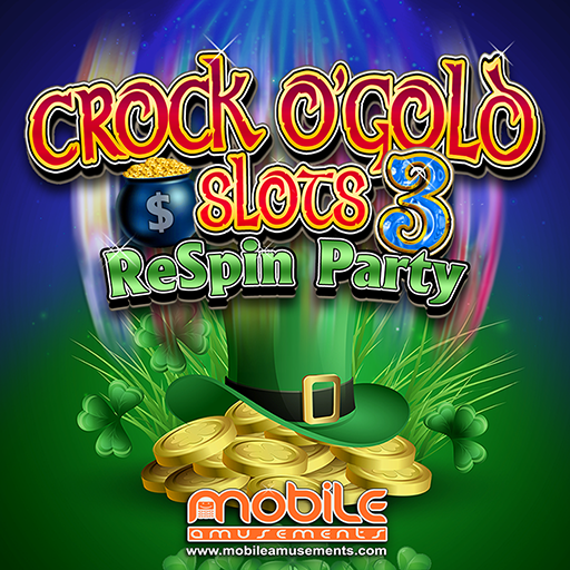 Crock O39Gold Slots 3 ReSpin Party PAID