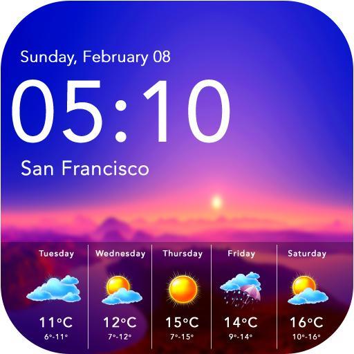 Transparent weather