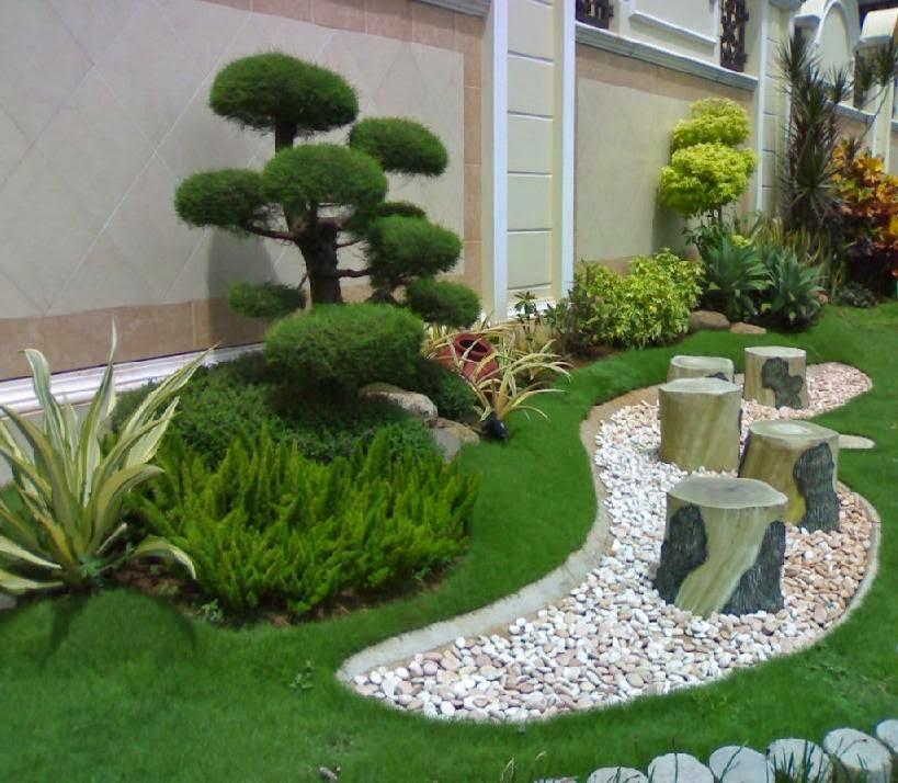 Cara Membuat Taman Minimalis Gallery Taman Minimalis