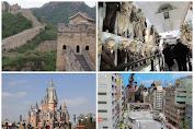 Dampak COVID-19, Destinasi Wisata dan Taman Rekreasi Dunia Ditutup Sementara