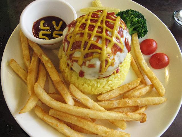 美味飯堡-LV5.5 新人類樂園海賊王主題餐廳