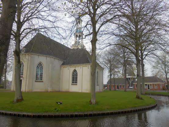 Andreaskerk/Andreaskirche Spijk, Niederlande