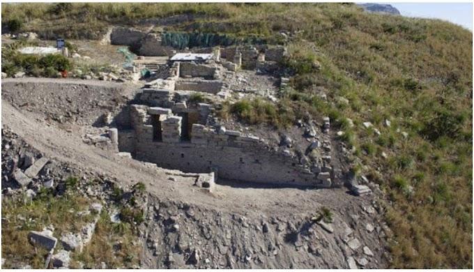 Σικελία :   Ανακάλυψη ενός νέου μνημειακού κτηρίου στην ελληνική πόλη Έγεστα ,