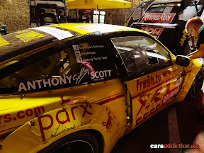 Anthony Scott European Pro Drifter
