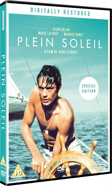 Cover of Plein Soleil DVD