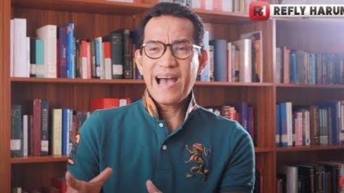 HMI Serukan Demo Kepung Istana dan DPR di Masa PPKM, Refly Harun: Tak Perlu Izin