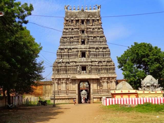Sri Satchinathar Temple, Thirupirambiyam, Kumbakonam - 275 Shiva Temples