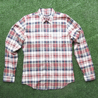 Gucci Plaid Shirt