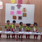 Square Day Celebration by Playgroup Evening Section at Witty World, Chikoowadi(2018-19)