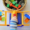 Exploring the Bucket Balance for Toddlers
