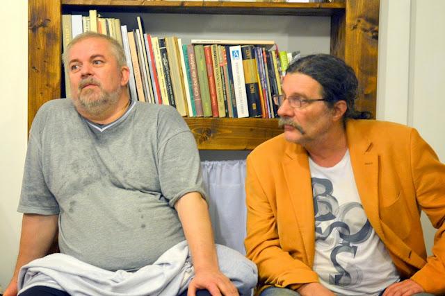 Seara literara - Editura Eikon lanseaza patru carti, La Vulturi (2014.09.03) 100
