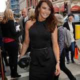 OIC - ENTSIMAGES.COM - Lizzie Cundy at The Audience - press night in London 5th May 2015   Photo Mobis Photos/OIC 0203 174 1069