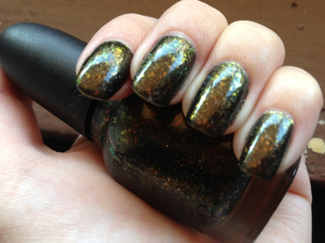 The Nail Polish Rehab Candidate: Sephora by OPI- 212-SEPHORA