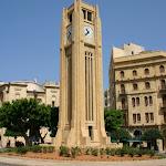Beyrouth en 2005 (Liban)