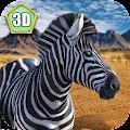 Wild Zebra Horse Simulator 3D APK