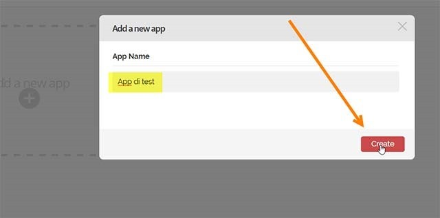 creare-app-onesignal