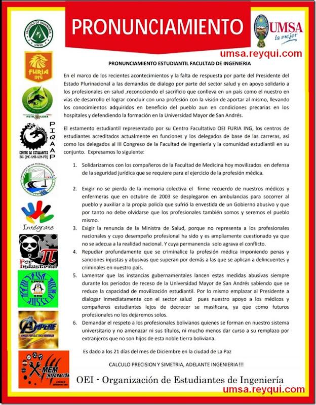 Noticias de la UMSA