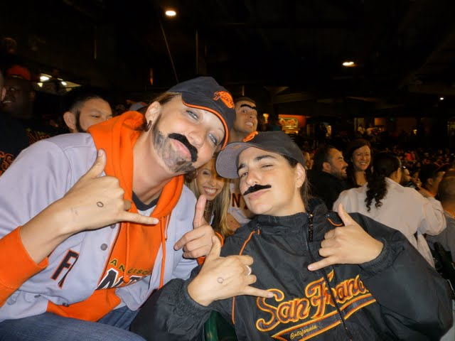 SF Giants Oktoberfest