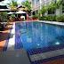 Hotel-Pool in Siem Reap