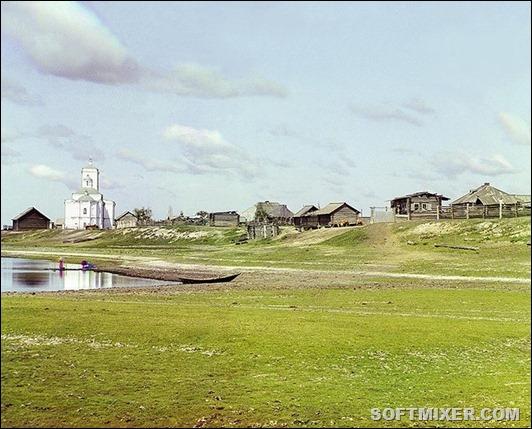 Редчайшие цветные фотографии Российской империи