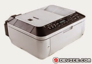 Canon PIXMA MX328 inkjet printer driver | Free download & install