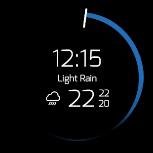 Krona Sunlight Watchface- screenshot thumbnail