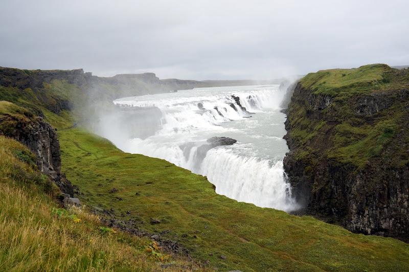 DSC05159 - Gullfoss waterfalls