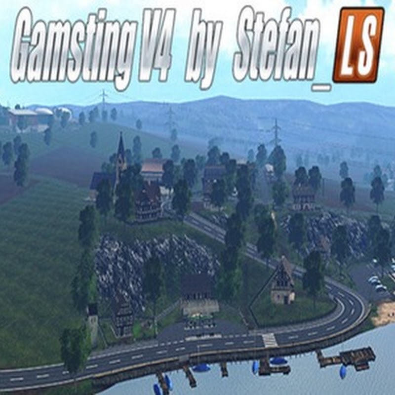 Farming simulator 2015 - Gamsting V4