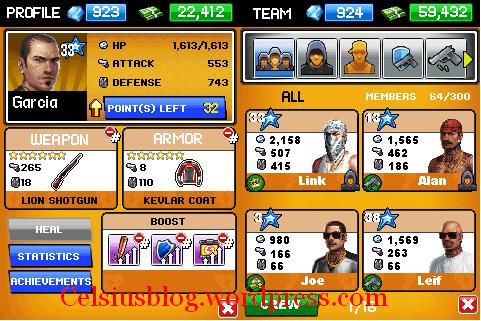 gangstar crime city java download
