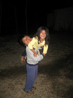 Andres y Maria