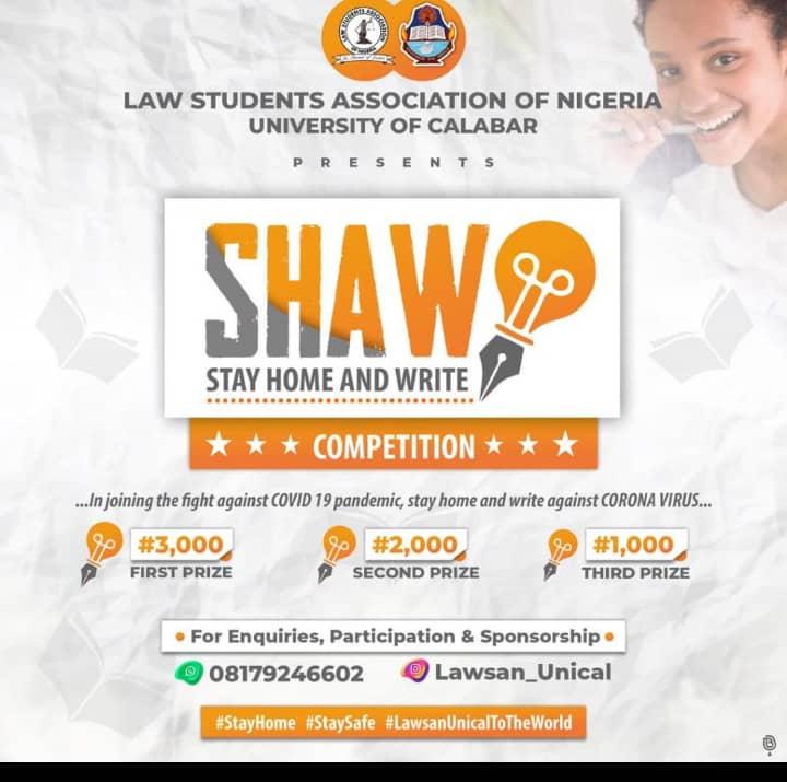 lawsan shaw flyer