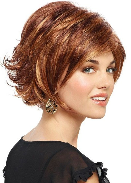 real hair hairstyles : pretty hairstyles for short hair 2016 - Real Hair Cut