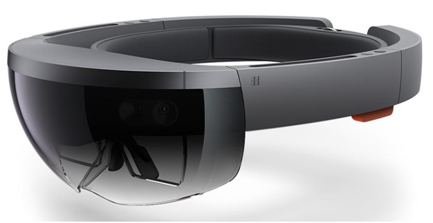 Microsoft HoloLens. From The Most Stylish and Functional Wearable Tech for Men this 2016