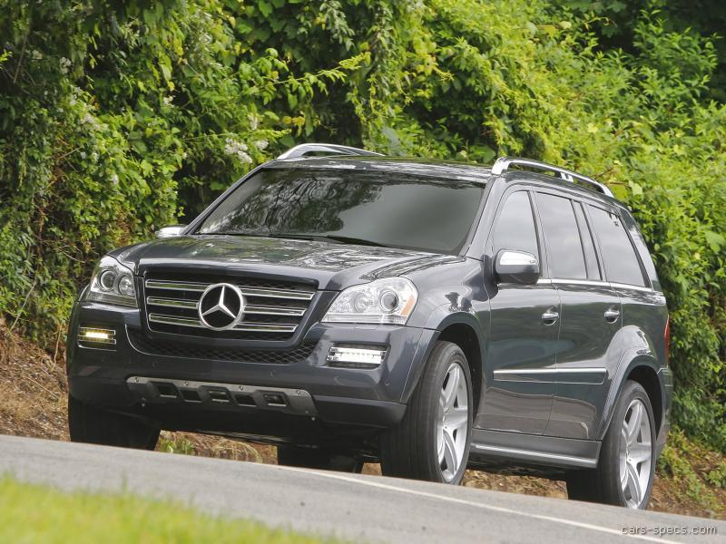 2007 mercedes benz gl class suv specifications pictures for Mercedes benz gl 450 price