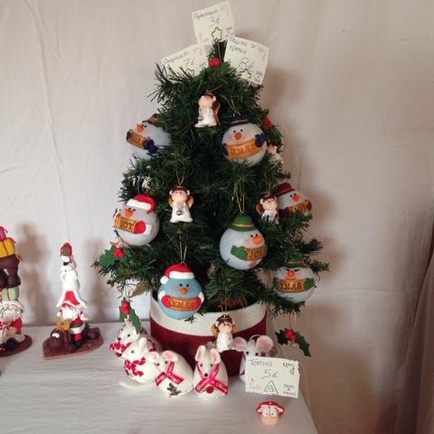 Ilfilodelleidee decorazioni natalizie fatte a mano in - Decorazioni albero natale ...