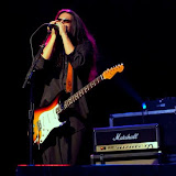 Henry Garza is one of the brothers who fronts Los Lonely Boys.