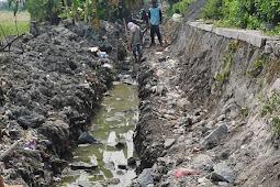 Proyek Terkesan Asal Jadi, Diduga Konsultan Pengawas Tutup Mat,: PPK Siap Bongkar