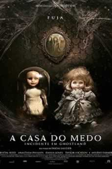 Capa A Casa do Medo: Incidente em Ghostland Dublado 2019 Torrent