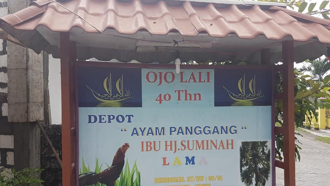 Depot Ayam Panggang Hj Suminah Rumah Makan