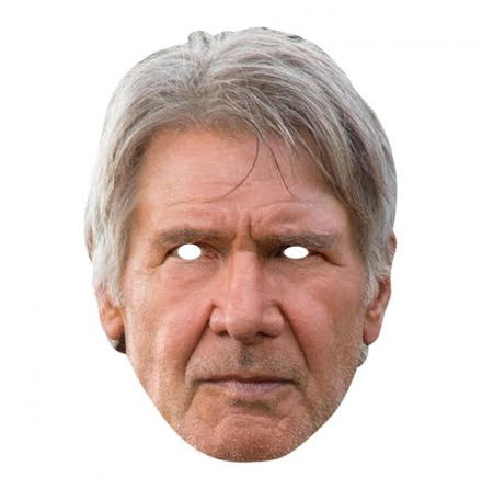 Pappmask, Han Solo Star Wars