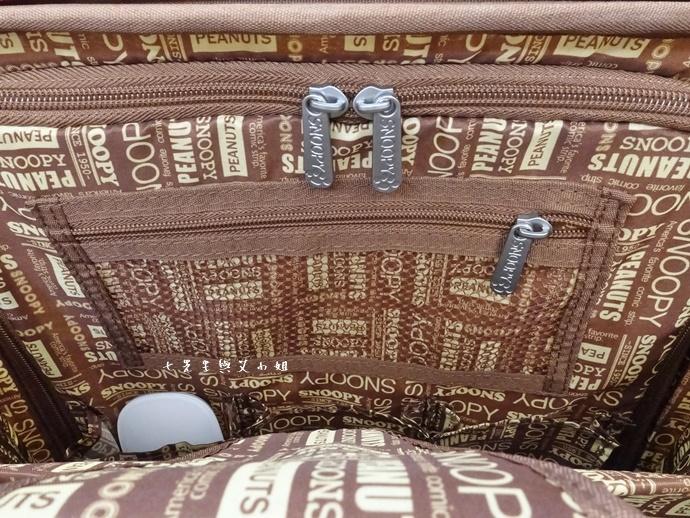 19 史努比登機箱 關西空港 關西旅遊 大阪旅遊 必買 戰利品