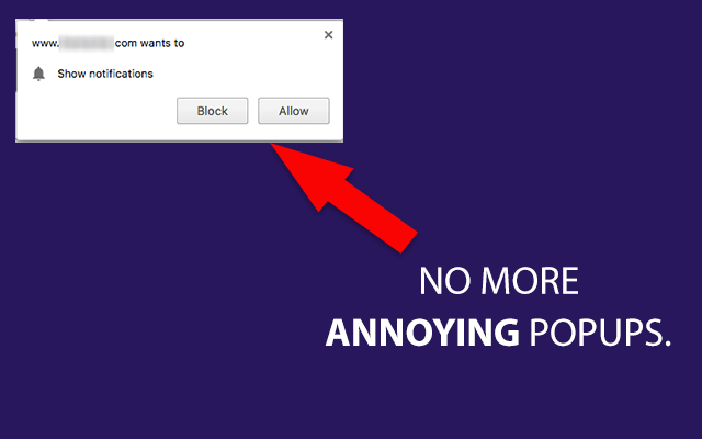 Web Notifications Disabler