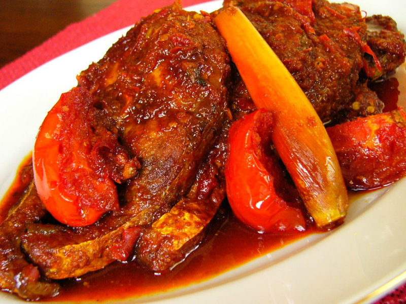 Indonesian spicy fish from bali recipe easy yummy recipes 500 forumfinder Gallery