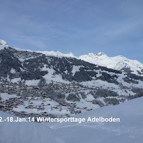 Wintersportwoche Adelboden