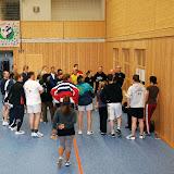 Badminton Turnier 2009