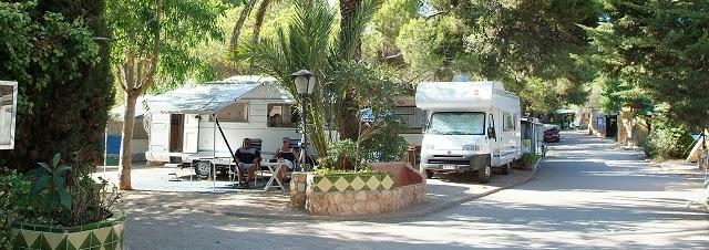 Camping Sant Salvador Tarragona