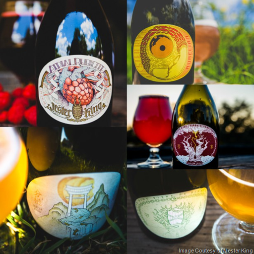 Jester King Big Sportsketball Game Fruit Beer Release!